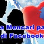 Cara Mencari Pacar Melalui Facebook