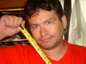 Jonah Falcon, pemilik penis terpanjang di dunia.