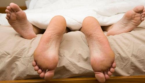 Posisi seks berbaring
