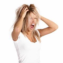 Mengapa Wanita Mudah Marah Menjelang Menstruasi