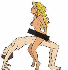 5 posisi seks yang berbahaya dilakukan