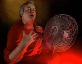 Rasa panas dan keringat saat menopause pertanda risiko penyakit jantung rendah