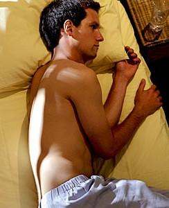 Stres sebabkan disfungsi ereksi pada pria