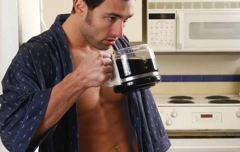 Tingkatkan kadar hormon testosteron dengan kafein