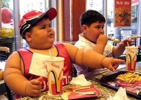Anak terlalu gemuk