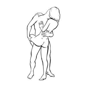gambar posisi balet