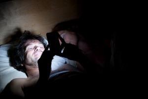 online internet sebelum tidur