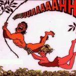 (Humor) Asal Mula Teriakan Tarzan