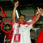 Gayus Bareng SBY di Semifinal Piala AFF