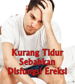 Sleep apnea dan disfungsi ereksi