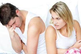 Wanita stres karena suami ejakulasi dini