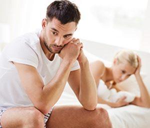 Jarang berhubungan seks sebabkan disfungsi ereksi