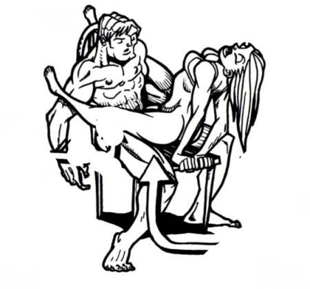 Woman on top bikin wanita cepat klimaks