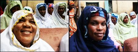 istri bello abubakar, Hajiah Hasfat Bello