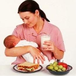 Makanan sehat setelah melahirkan