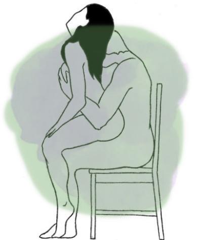Posisi seks sambil duduk di kursi