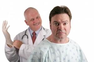 Jenis gangguan pada prostat