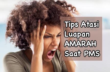 Cara mengatasi marah saat PMS