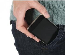 Bahaya radiasi ponsel bagi pria