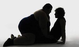 Posisi seks doggy style untuk pria gemuk