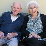 Pasangan Suami Isteri Tertua di Inggris