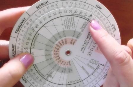 Cara menghitung usia kehamilan dengan sistem kalender