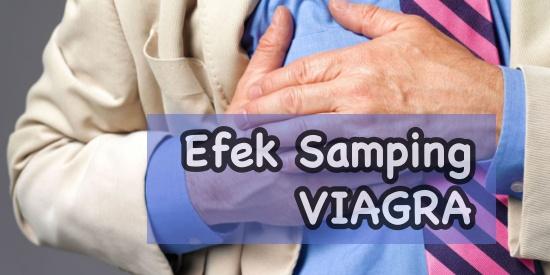 Efek samping viagra yang berbahaya