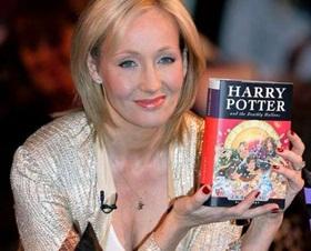 Foto JK Rowling