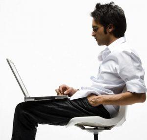 Wifi laptop sebabkan pria mandul