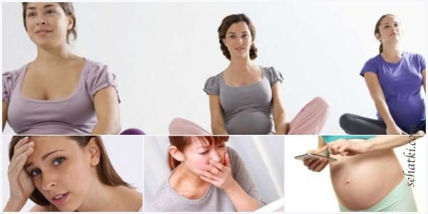 Proses kehamilan pada wanita