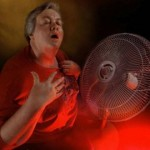 Rasa Panas Saat Menopause Pertanda Risiko Penyakit Jantung Rendah