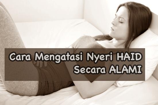 Mengatasi nyeri saat menstruasi