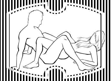 posisi seks laba-laba