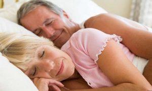 Posisi seks untuk pasangan lansia