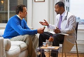 Kunjungi dokter khusus atau terapis seks ketika mengalami disfungsi ereksi