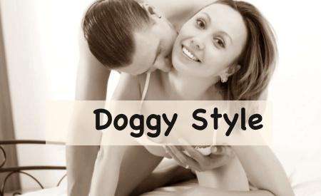 Gaya doggy style