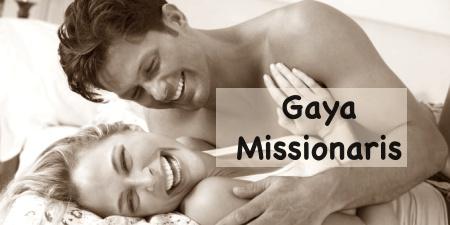 Gaya missionaris