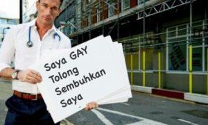 Cara menyembuhkan homoseksual gay