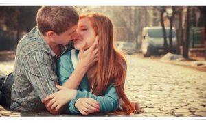 Jenis ciuman yang disukai pria dan wanita