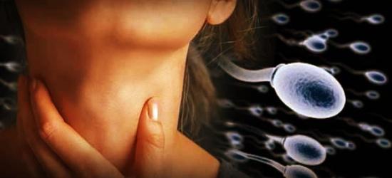 Telan speman bahaya bagi kesehatan